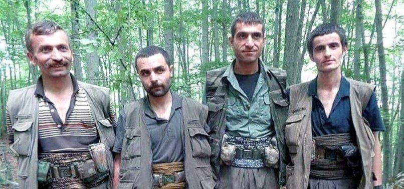 Terörist İbrahim Şengül'ün 23 yıllık PKK macerası sona erdi