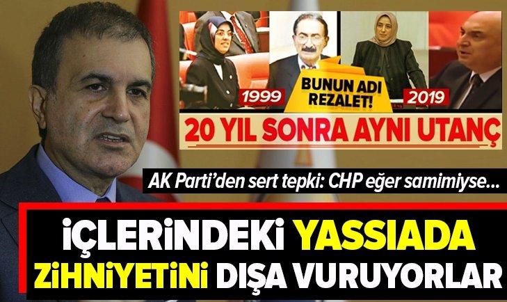 AK Parti'den Engin Özkoç'un küstah sözlerine tepki
