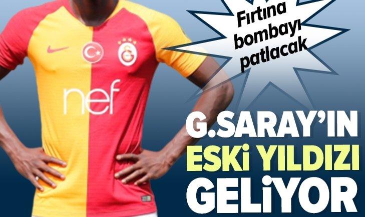 GALATASARAY'IN ESKİ YILDIZI TRABZONSPOR'A GELİYOR!