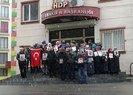 Diyarbakır Anneleri HDP binasını inletti: Kahrolsun PKK