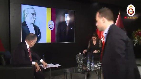 GS TV yayınında akılalmaz hata!