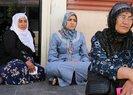 Oturma eylemi yapan Diyarbakır annelerinden HDP'lilere tepki
