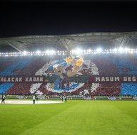 Trabzonspor Fenerbahçe maçından görüntüler