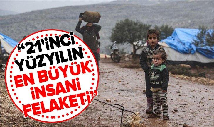 BM'DEN İDLİB İÇİN ATEŞKES ÇAĞRISI!