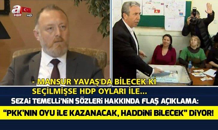 HDP'den Ekrem İmamoğlu ve Mansur Yavaş'a destek