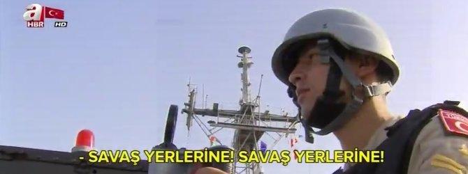 Yunan tacizlerine Mehmetçik misliyle karşılık verecek!