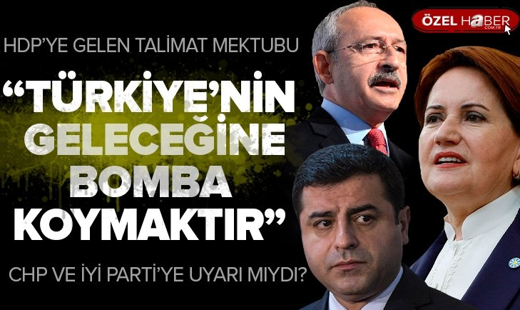 HDP'nin PKK ile ilişkisini görmezden gelmek Türkiye'nin geleceğine bomba koymaktır! Mahmut Övür'den A Haber'e özel açıklamalar
