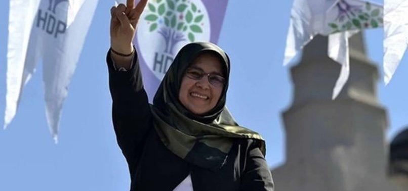 HDP'li Hüda Kaya'dan skandal hareket! Tecavüze uğrayan kadını 'şikayet etme' diye ikna etmeye çalışmış