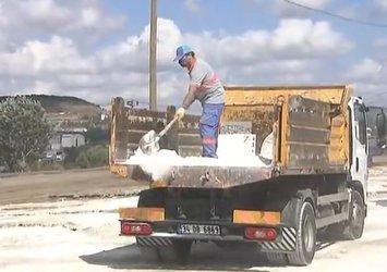 Kurban pazarları boşaltılıyor! Temizlik ve dezenfekte çalışmaları sürüyor