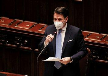 İtalya Başbakanı Giuseppe Conte'den hükümet krizi ve Kovid-19 açıklaması