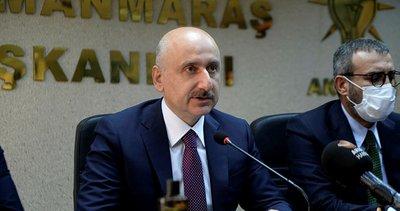 Son dakika: Ulaştırma ve Altyapı Bakanı Adil Karaismailoğlu İzmir'e gidiyor