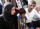 'Evlat Nöbeti' tutan acılı baba: Oğlumu HDP dağa götürdü
