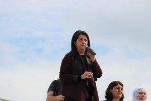 HDP Eş Genel Başkanı Pervin Buldan'dan skandal açıklama! İstanbul'dan selam gönderdi...