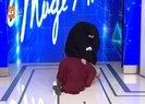 Canlı yayında annesinin ayaklarını öptü! Müge Anlıda duygu yüklü anlar |Video