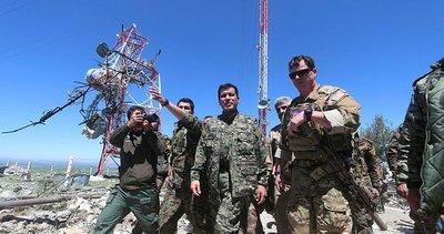 ABD'li generalden YPG/PKK'nın elebaşı ile skandal görüşme