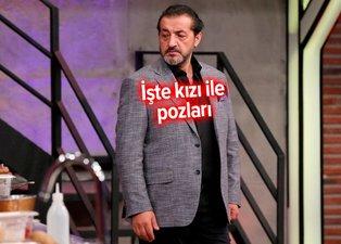 MasterChef'in Mehmet Şef'i kızıyla gündem oldu! İşte Mehmet Şef'in kızı Sude...