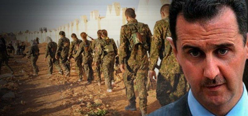 SURİYE'DE KİRLİ İTTİFAK! ESAD İLE YPG ARASINDA PETROL ANLAŞMASI