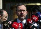 Gençlik ve Spor Bakanı Mehmet Muharrem Kasapoğlu koronavirüs tedbirlerini açıkladı