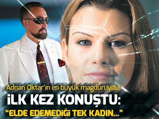 Eski mağdurlardan manken Ebru Şimşek ilk kez konuştu ve Adnan Oktar'ı anlattı!