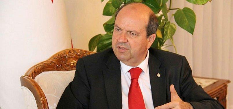 KKTC Başbakanı Ersin Tatar'dan Rum tarafına tepki: Bölgedeki gerginlik artacak