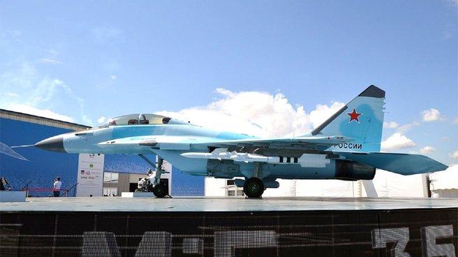ABD'den Rus MiG-35'lere övgü!