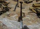 Pençe harekatından yeni görüntü! Sığınakta Doçka uçaksavar silahı bulundu