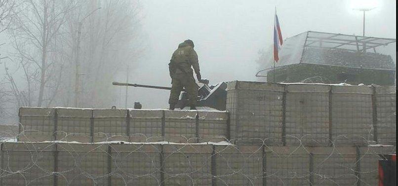 Karabağ'daki ateşkes ihlali sonrası Rus Barış Gücü Kuvvetlerinden flaş çağrı