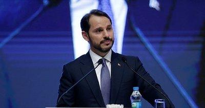 """Hazine ve Maliye Bakanı Berat Albayrak'tan """"Fatih Sondaj Gemisi"""" paylaşımı"""