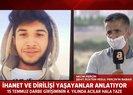 Şehit babasından A Haber canlı yayınında flaş çağrı: Kimse 15 Temmuzdan bir siyasi parti çıkarmasın