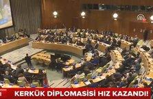 Kerkük diplomasisi hız kazandı