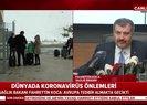 Sağlık Bakanı Fahrettin Kocadan koronavirüs açıklaması: Virüsün Türkiyede olma ihtimali çok yüksek |Video