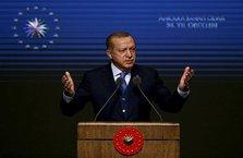 Cumhurbaşkanı Erdoğan: En güçlü olduğumuz dönemde Afrin'deyiz