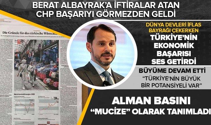 Almanbasınından Türkiye'ye övgü dolu sözler