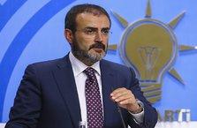 AK Parti Sözcüsü Mahir Ünal'dan MYK sonrası açıklama