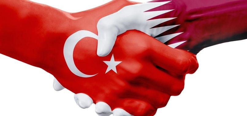 Türkiye ile Katar arasında imzalar atılıyor - A Haber Son Dakika Ekonomi Haberleri
