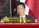 Çin İstanbul Başkonsolosu Cui Wei koronavirüs ile ilgili tüm gerçekleri A Haberde anlattı |Video