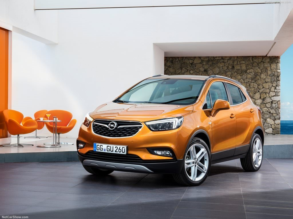 2017 opel mokka x galeri a haber. Black Bedroom Furniture Sets. Home Design Ideas