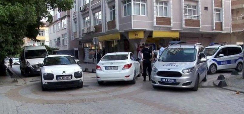 İSTANBUL KÜÇÜKÇEKMECE'DE PTT ŞUBESİ SOYULDU!