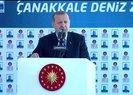 Cumhurbaşkanı Erdoğan'dan dünyaya mesaj: Korkaklar zafer anıtı dikemez!