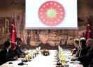 Cumhurbaşkanlığı Sözcüsü İbrahim Kalın, ABD Temsilciler Meclisi heyeti ile görüştü
