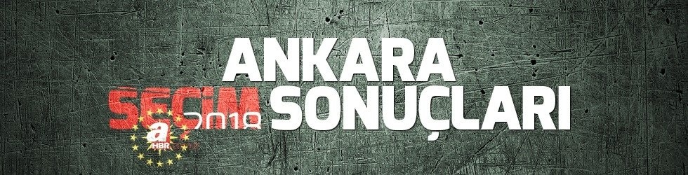 Ankara Cumhurbaşkanlığı seçim sonuçları! Cumhurbaşkanı adayları Ankara seçim sonuçları ve oy oranları