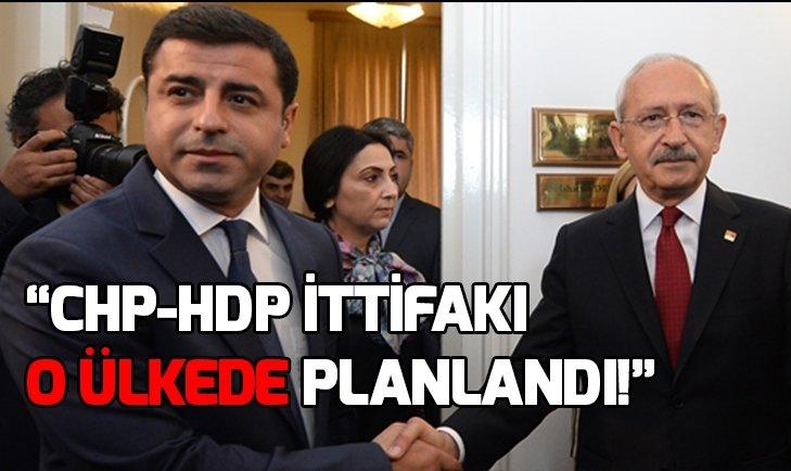 Banu Avar: CHP-HDP ittifakı ABDde planlandı!