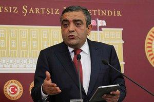 DHKP-C'nin Türkiye Komitesi üyesi Barkın Timtik'e Sezgin Tanrıkulu'ndan destek
