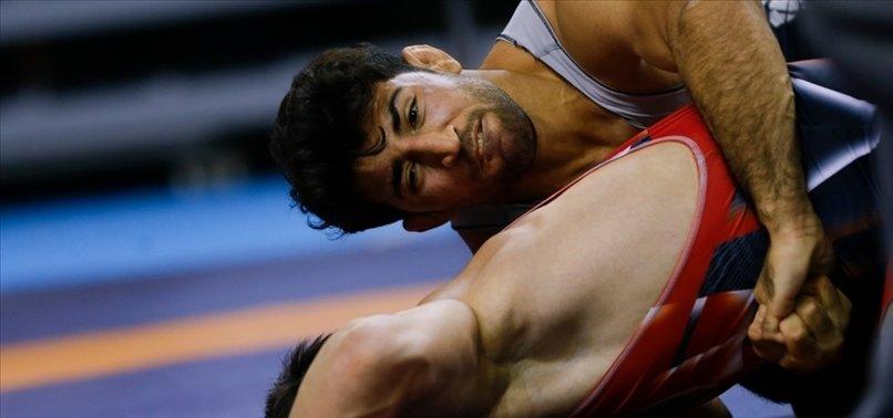 Milli sporcu Murat Fırat'tan bronz madalya! Avrupa Güreş Şampiyonasında bir başarı daha