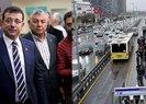 CHP'li İBB BaşkanıEkrem İmamoğlu'nunulaşım zammıvatandaşları isyan ettirdi! Aptal yerine koydu