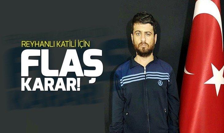 Reyhanlı saldırısının planlayıcısı Yusuf Nazik'in gözaltı süresi uzatıldı!