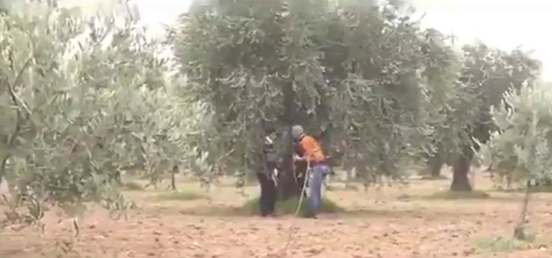 PYD/PKK'LI TERÖRİSTLERDEN 'SİVİL ELBİSE' ALDATMACASI