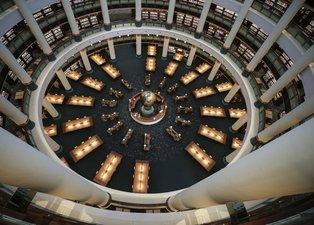 Başkan Erdoğan Cumhurbaşkanlığı Millet Kütüphanesi'ni açacak! 2 bin davetli katılacak...