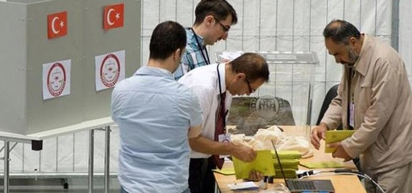 GURBETÇİLER AVRUPA'YA İNAT 'EVET' DEDİ