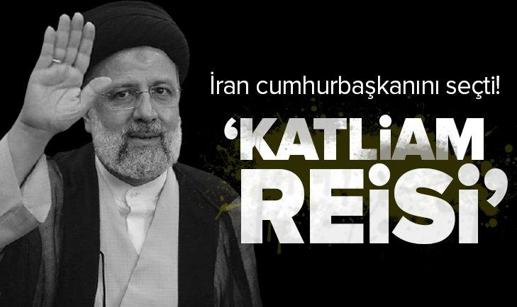 Son dakika: İran'ın 8. Cumhurbaşkanı belli oldu: Yargı Erki Başkanı İbrahim Reisi